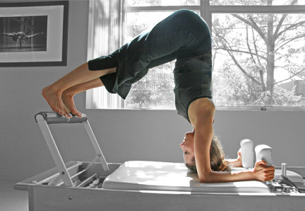 Fun things you can do with Pilates